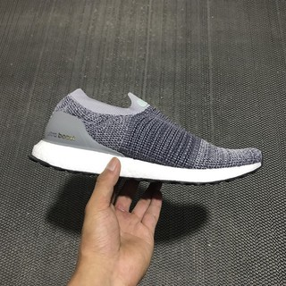 huge discount c5a81 eb9d4 Ready Stock* Adidas Ultra Boost Uncaged Laceless 4.0 S 80956 ...