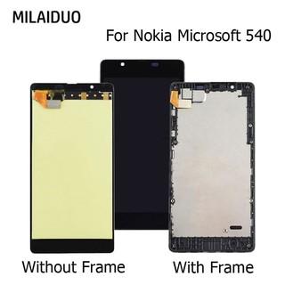 Ori For Xiaomi Mi 5S Plus LCD Display Touch Screen No Home Button