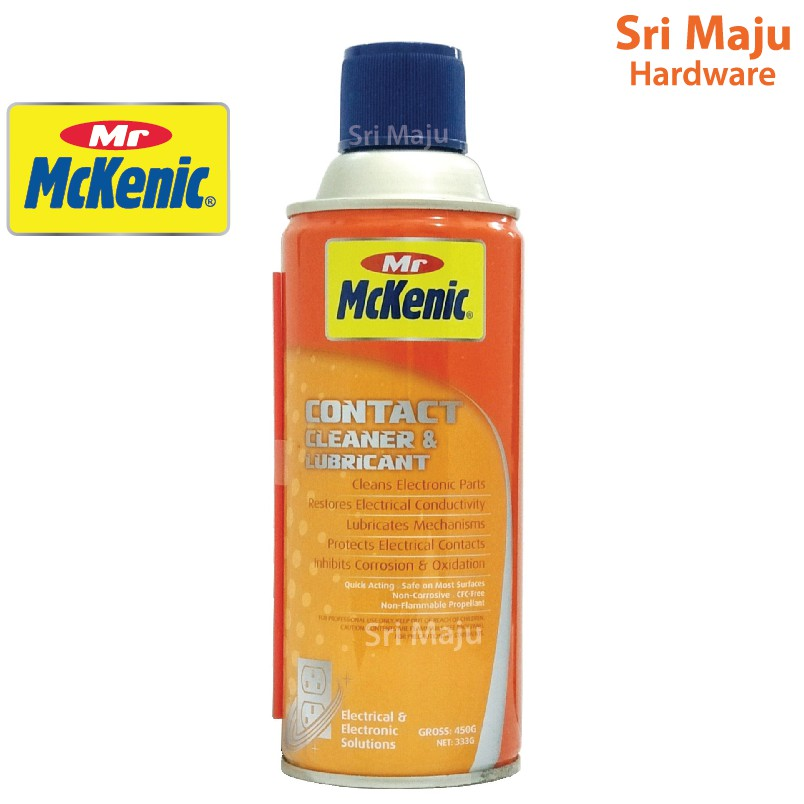 Mr Mckenic Contact Cleaner & Lubricant 450g for Electrical Electronic Part