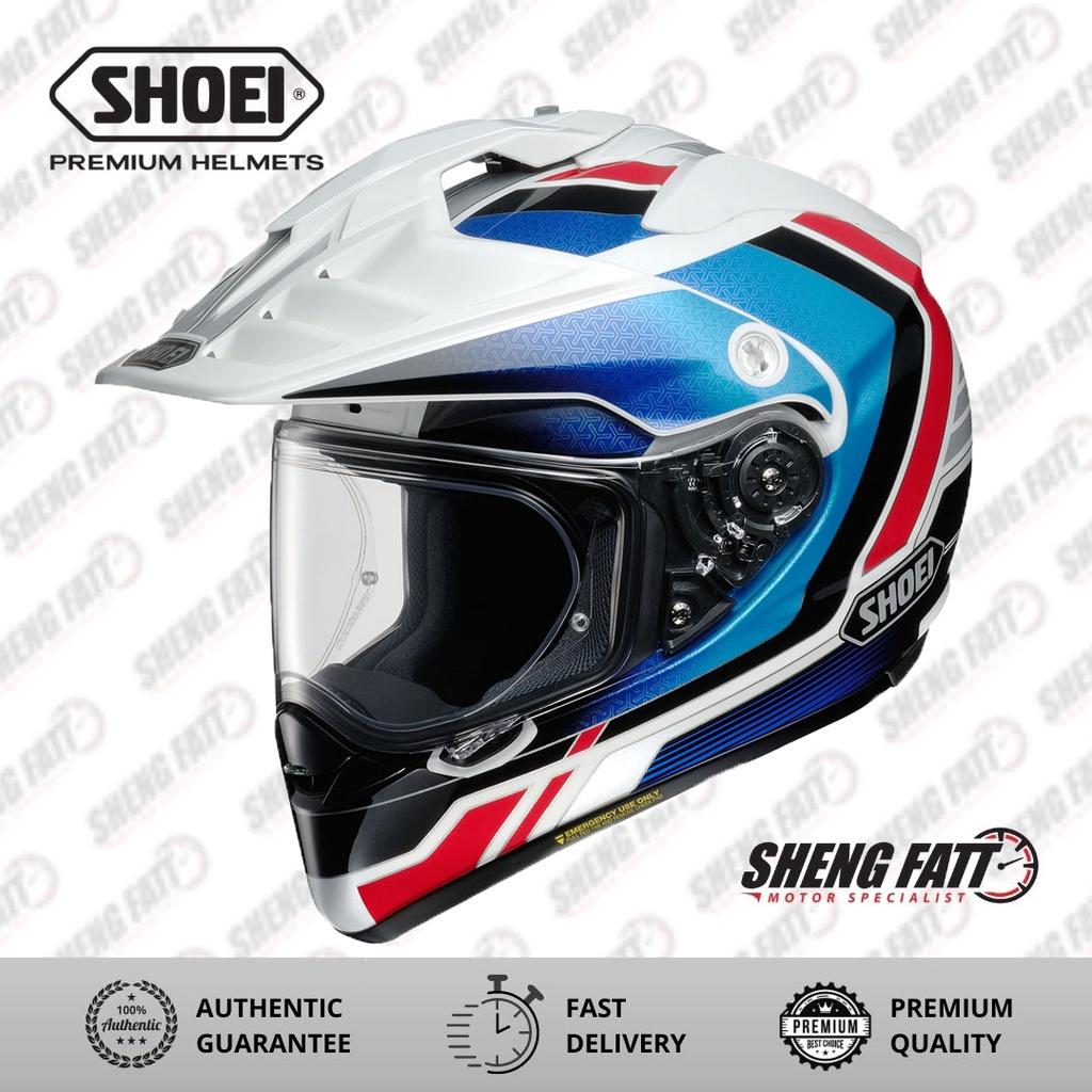 SHOEI HORNET-ADV SOVEREIGN TC10 Full Face Helmet