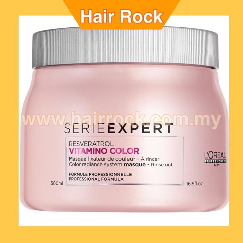 L'OREAL PROFESSIONNEL Serie Expert Vitamino Colour Resveratrol Masque 500ml