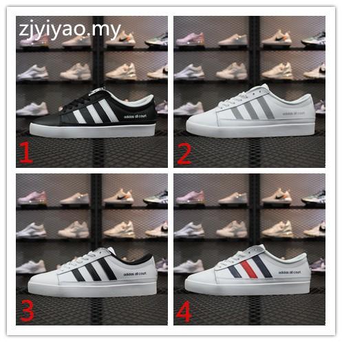 ADIDAS Rayado Low Women shoes Men sports Leather sneakers Fashion casual shoes