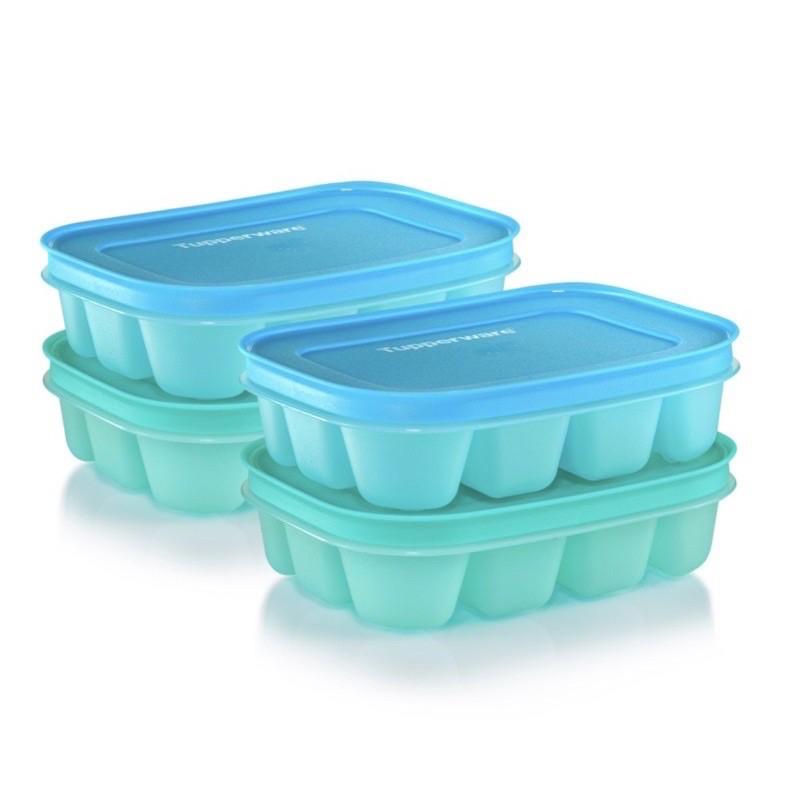 Tupperware Chill Freez Ice Tray (4pcs)