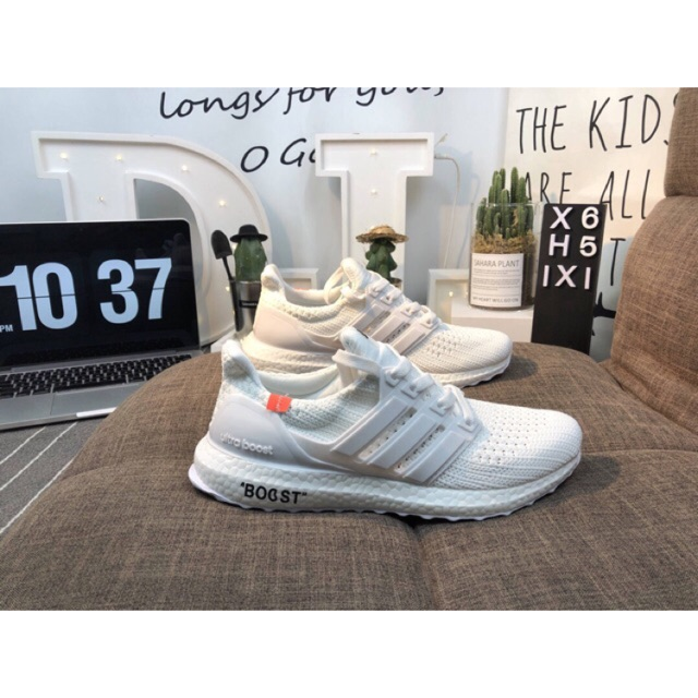Adidas Ultra Boost 4.0 co branded high quality soft bottom 36 45