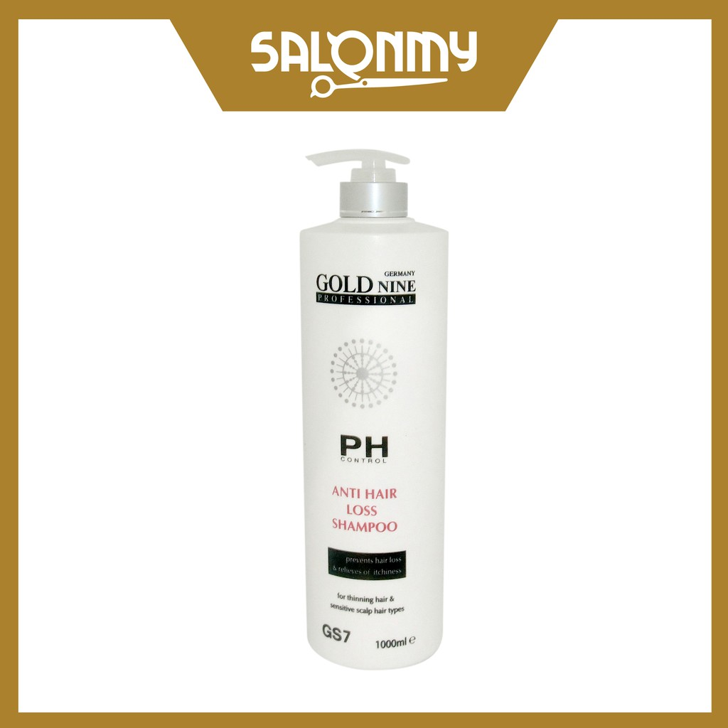 Gold Nine PH Anti Hair Loss Shampoo 1000ml