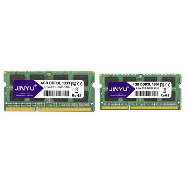 ◤JINYU Ddr3 Low Voltage 4G 1 35V 204Pin RAM Memory For Laptop