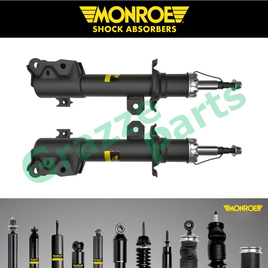 (2 pcs) MONROE OESpectrum Absorber Front for 744022SP 744023SP Perodua Alza 2009