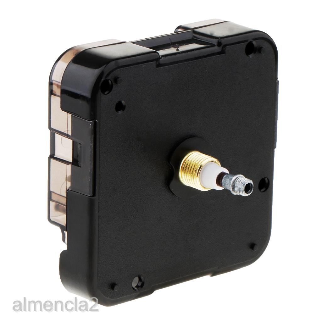 12888SMO Quartz Wall Clock Movement Mechanism DIY Repair Parts Replacement