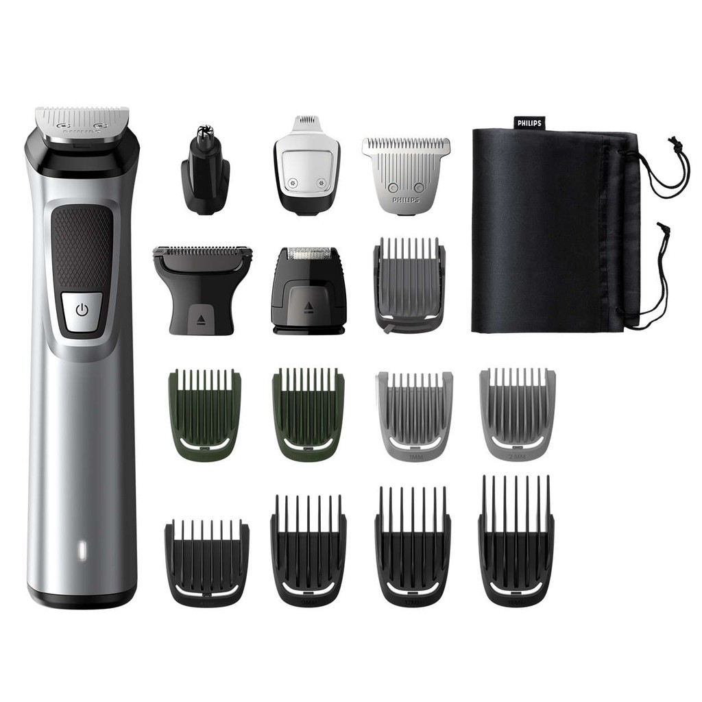 PHILIPS MG7730/15 Multigroom series 7000 16-in-1, Face, Hair and Body