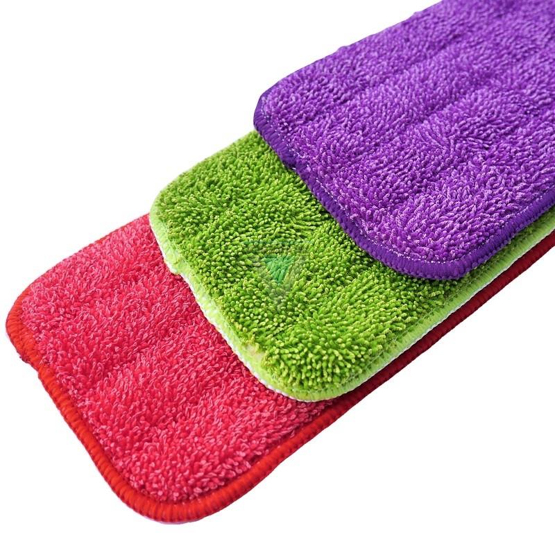 Microfiber Spray Mop Cloth Kain Mop Spray Floor Mop Lantai Pad Refill / Spare Parts / Mop Head (WYL-09)