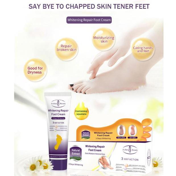 Anti Foot Crack Whitening Repair Foot Cream【100% ORIGINAL】
