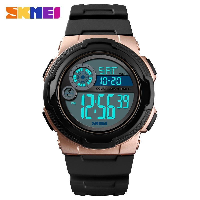 SKMEI Men Watch Sports Watches Digital Wristwatch