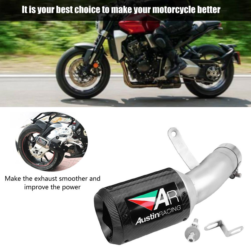 Moto Exhaust Muffler Rear Pipe Tailpipe for BMW S1000RR