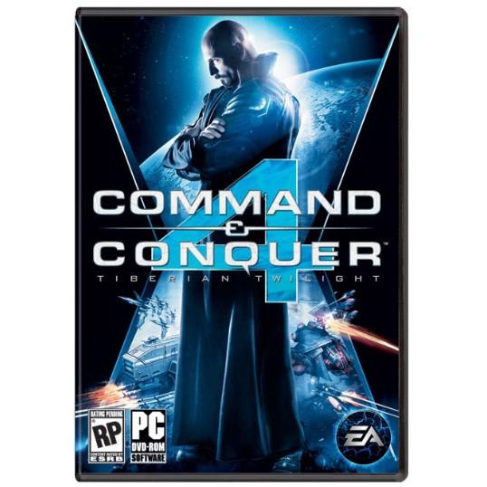 COMMAND & CONQUER 4: TIBERIAN TWILIGHT [PC DIGITAL DOWNLOAD]