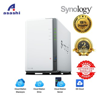 Synology Nas Disk Station 1 Bay DS119j | Shopee Malaysia