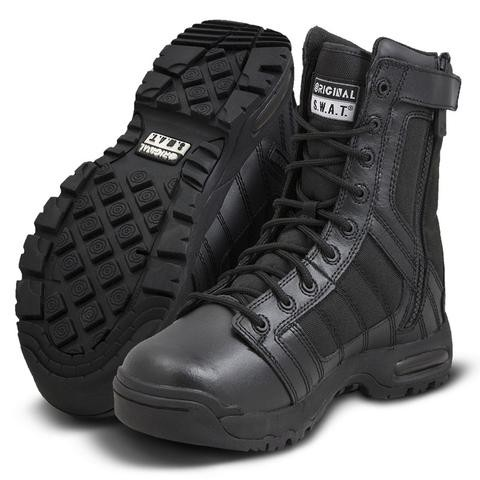 "Original SWAT Metro Air 9"" Side Zip Boot"