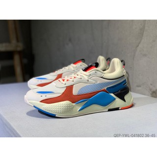 luxury price remains stable new styles Puma rs-x transformers pair of clashing dad shoes