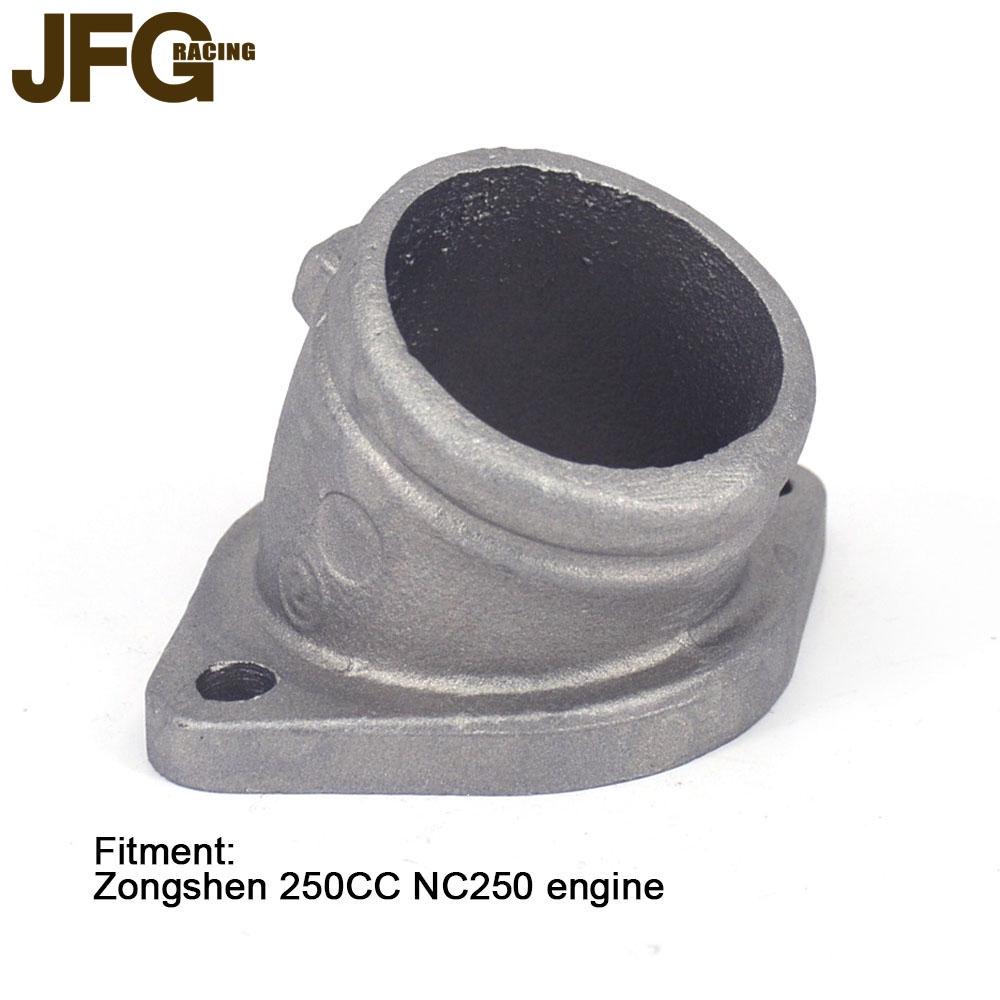 Dirt Bike NEW Intake Maniford For Zongshen NC250CC NC250 engine