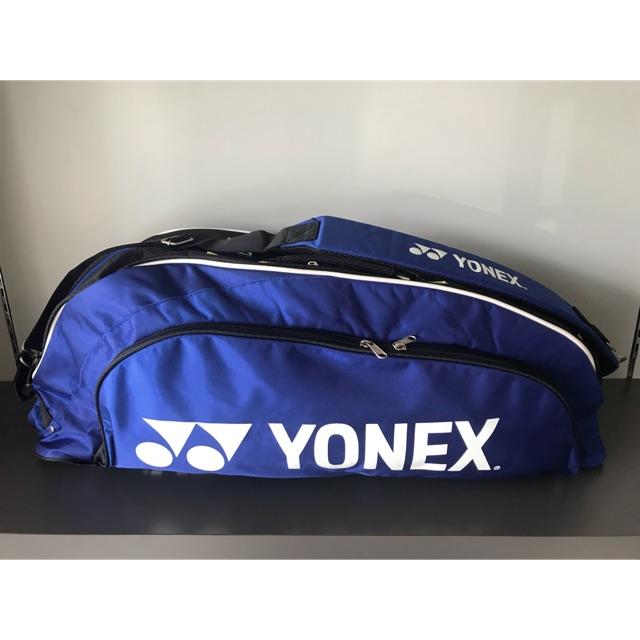 Yonex Badminton Racket Double Zips Bag 2420 %100 Original