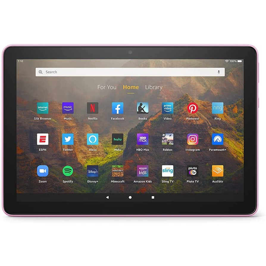 """(2021 release) Amazon All-new Fire HD 10 tablet, 10.1"""", 1080p Full HD, 32 GB, latest model"""