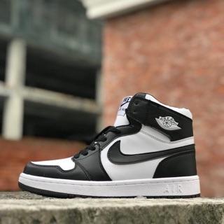 eac6e46a READY STOCK Nike Air Max Air Jordan 1 Black White | Shopee Malaysia