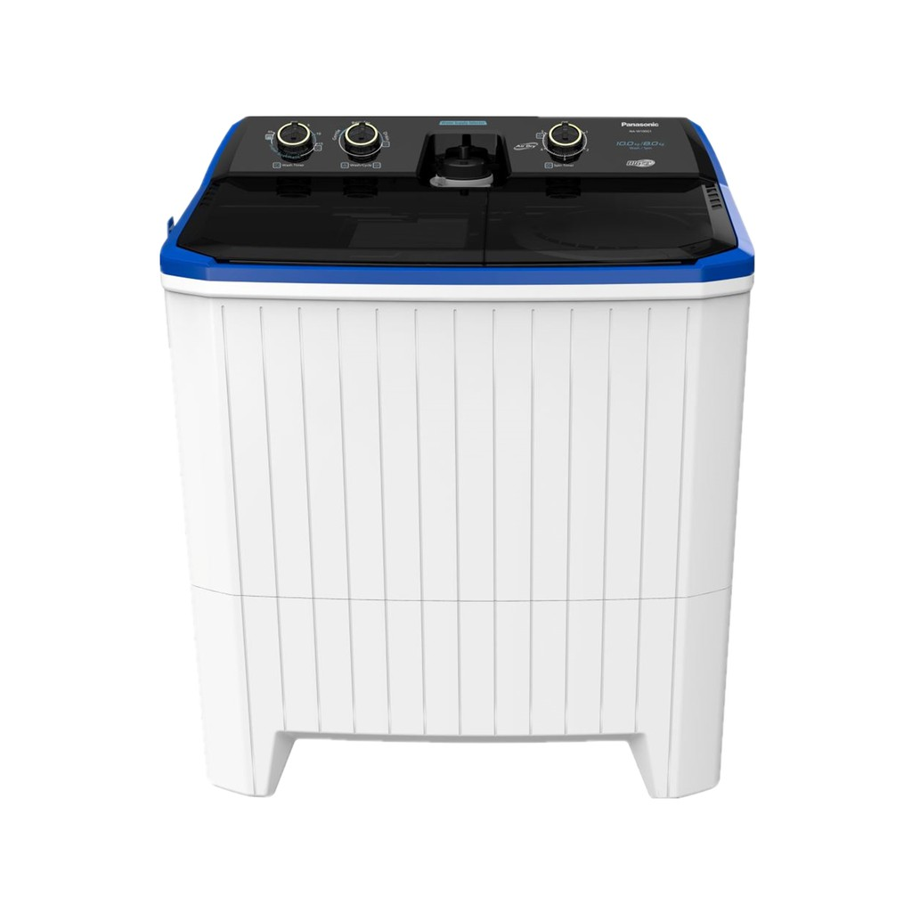 PANASONIC 10KG TWIN TUB WASHING MACHINE | NA-W100G1ART