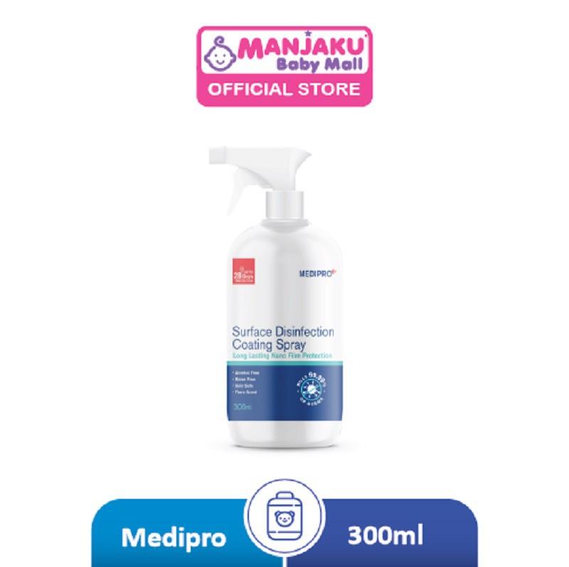 Medipro Surface Disinfection Coating Spray 300ml