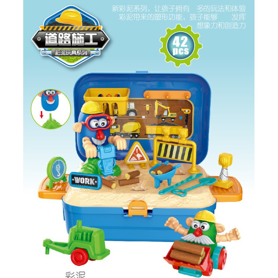 Project tools Set Children Realistic Simulation Pretend Play with Backpack Set mainan budak