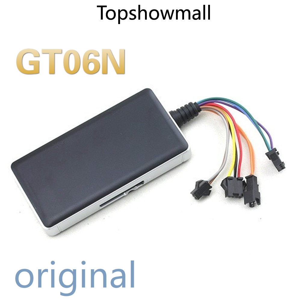 Car GSM GPS Tracker GT06N ACC alarm Geo-fence Realtime tracking Voice monitoring