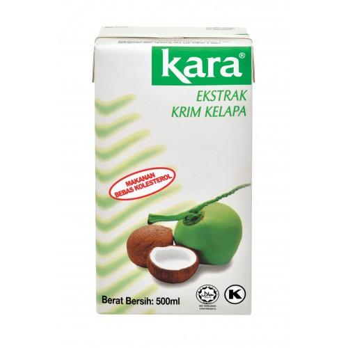 Kara Coconut Cream Extract 500ml