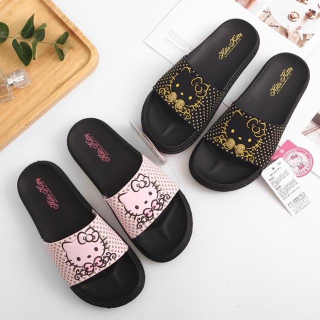 53351de63 HELLO KITTY & Friend Rubber Slipper | Shopee Malaysia