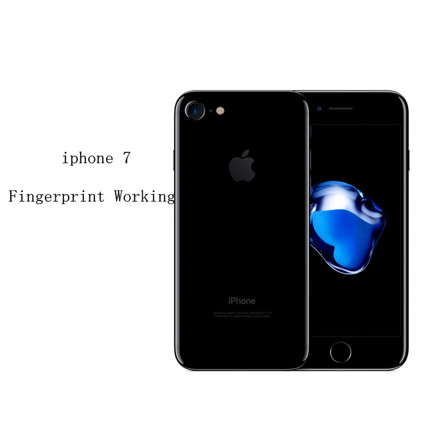 apple iphone 7 32gb 128gb original conditions second. Black Bedroom Furniture Sets. Home Design Ideas