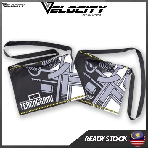 [READY STOCK] Velocity Velocool Sport Sling Bag Terengganu For Men or Women