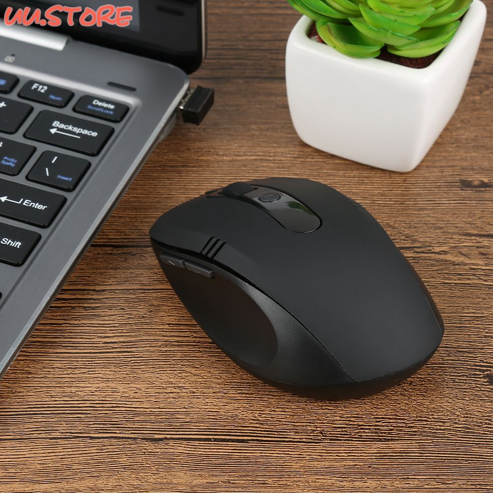 2.4 GHz Wireless Cordless Mouse Optical Scroll For PC Laptop Computer Pro Gamer