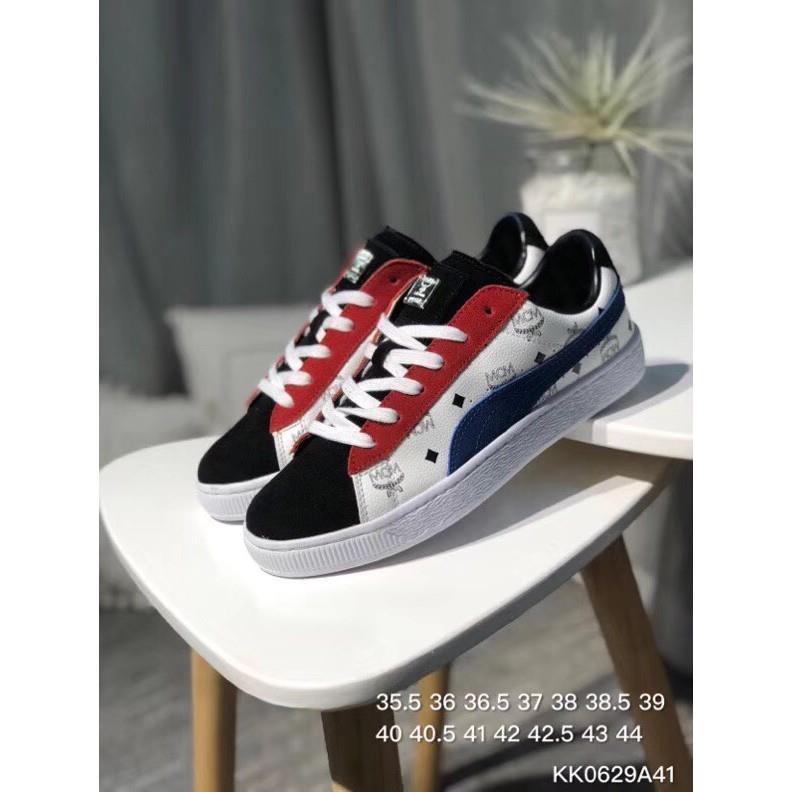 83a73dd54 PUMA Smash Platform SD women s casual sneaker black and white 36-39 ...