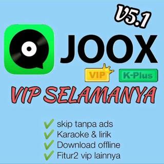 JOOX Music premium full vip lifetime key also karaoke
