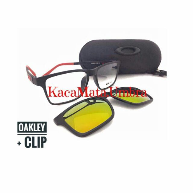 faf0dab1c3e OAKLEY + POLARIZED MAGNETIC CLIP