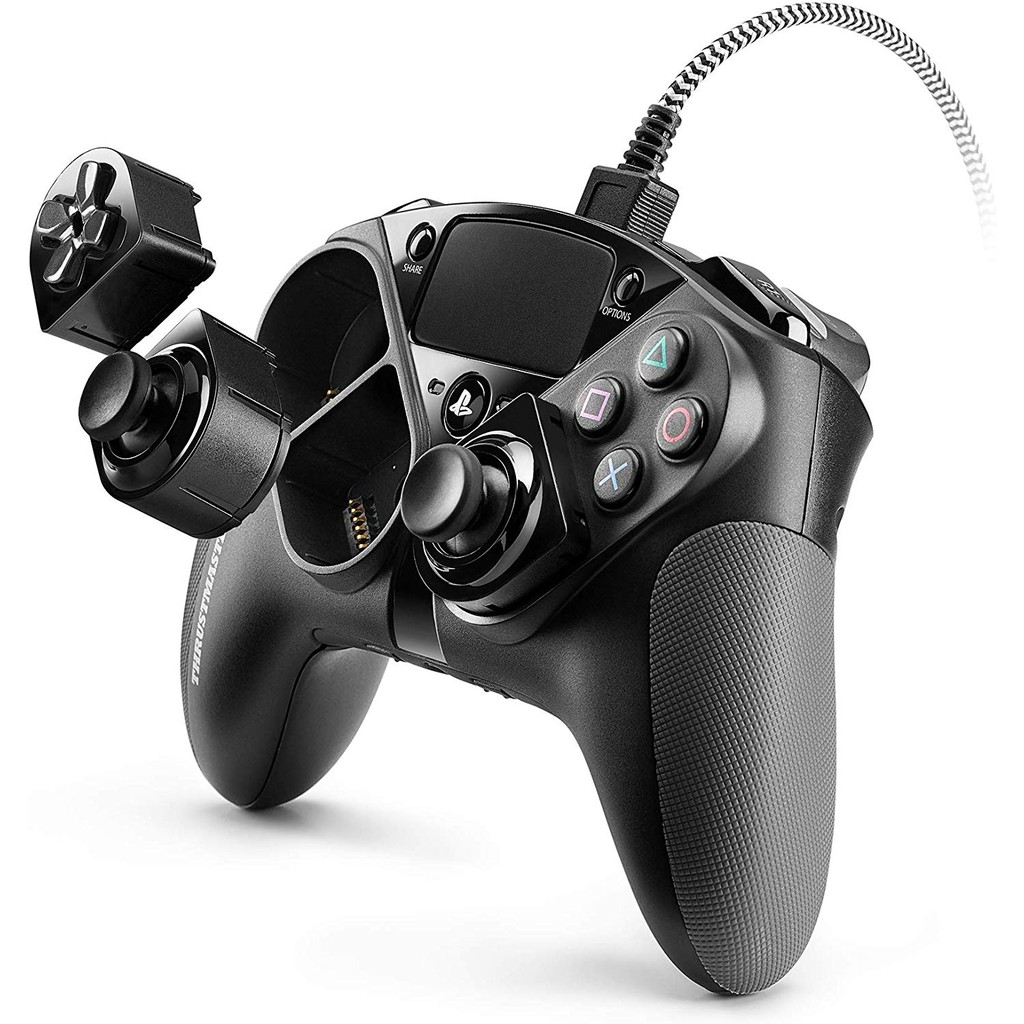Thrustmaster eSwap Pro Controller: the versatile, wired professional controller for PS4 and PC