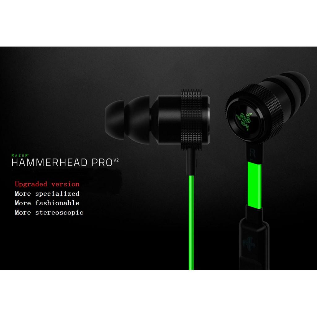 Razer Hammerhead Bt Bluetooth In Ear Headset Shopee Malaysia V2