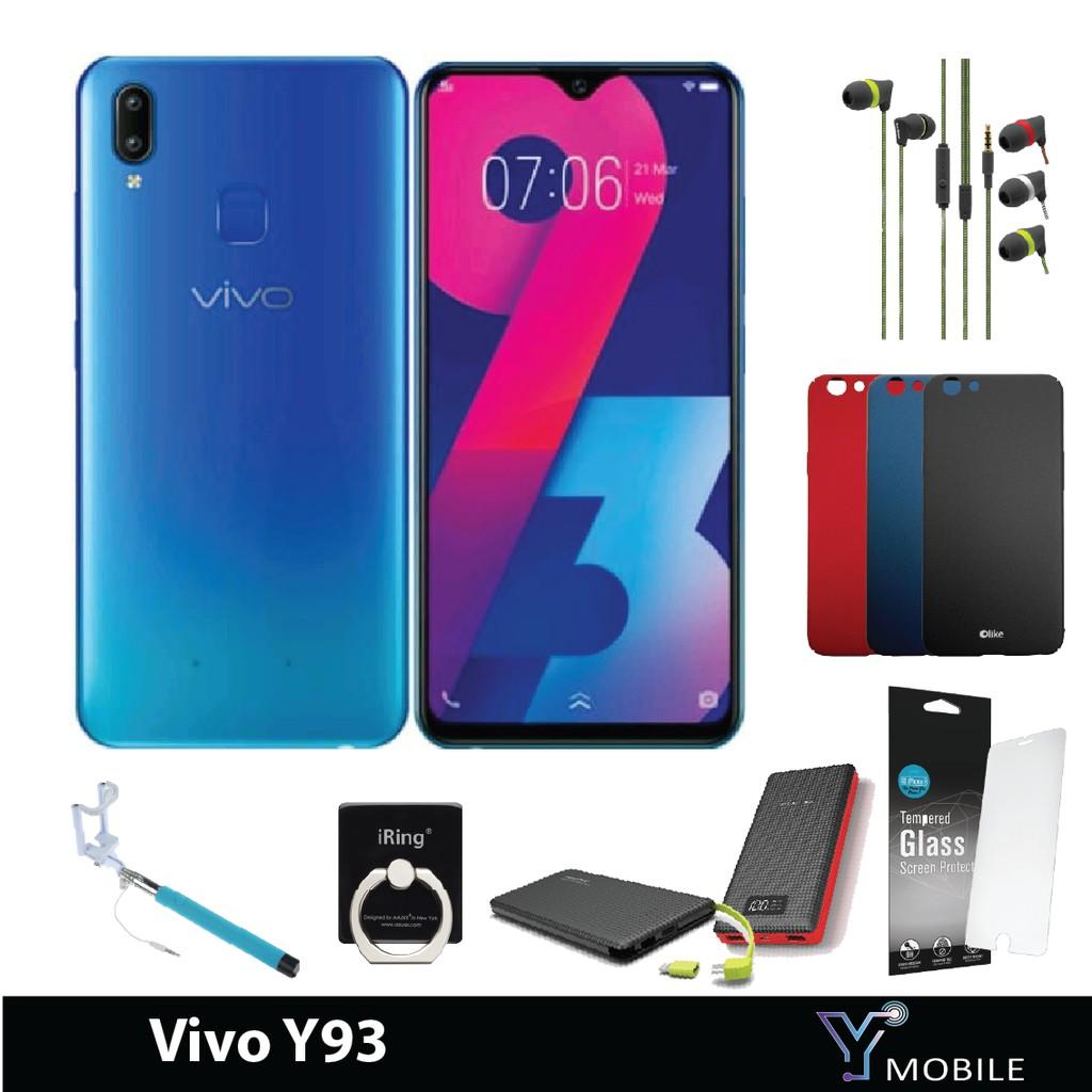 Vivo Y93 [3GB RAM+32GB ROM] - Original Malaysia Set
