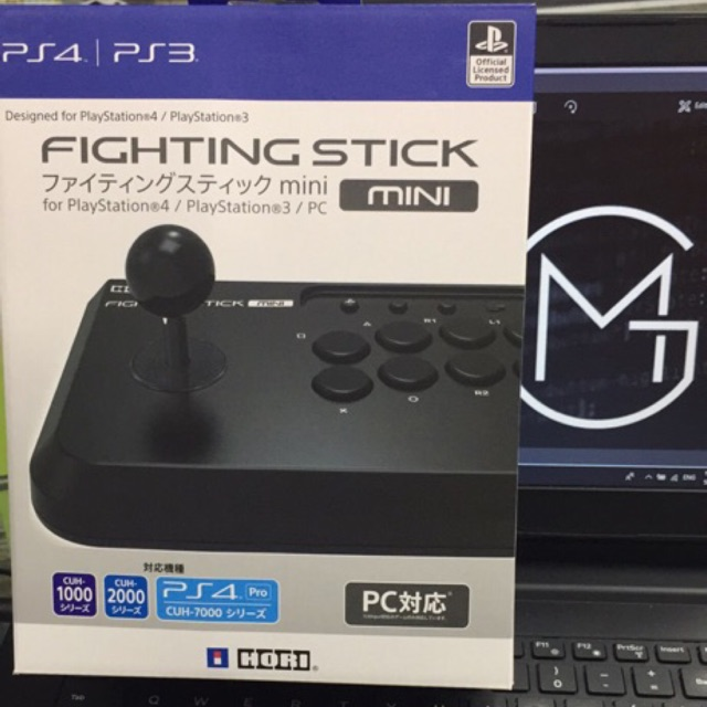 HORI FIGHTING STICK (MINI) For Ps3/Ps4/PC