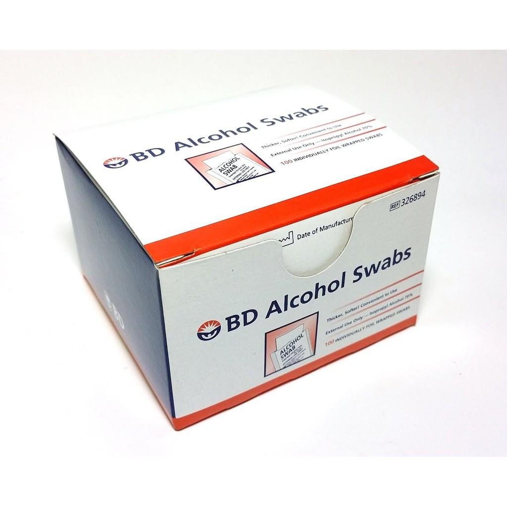 BD Single Use Swab