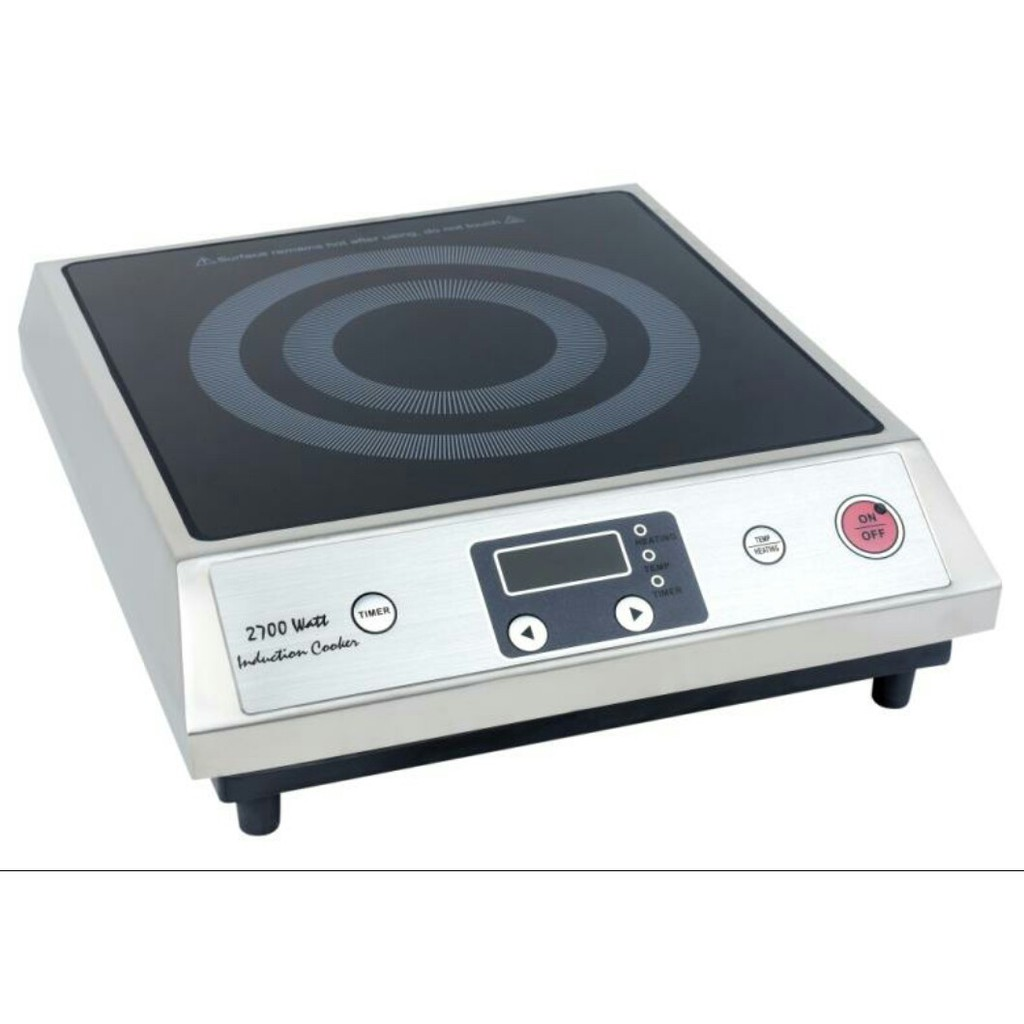 VEES Commercial Kitchen Induction Cooker different with Ceramic ...