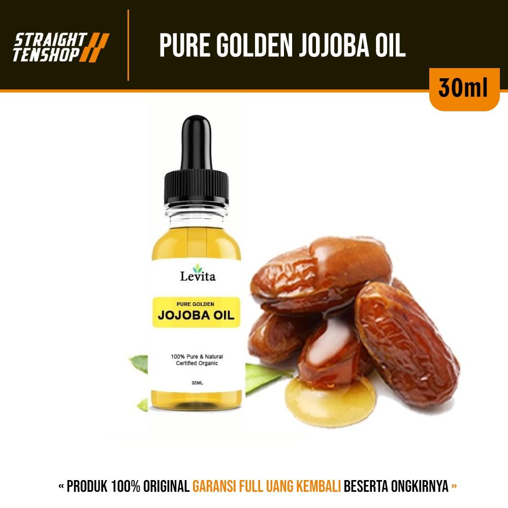 PURE GOLDEN JOJOBA OIL 100% PURE CERTIFIED ORGANIC   Shopee Malaysia