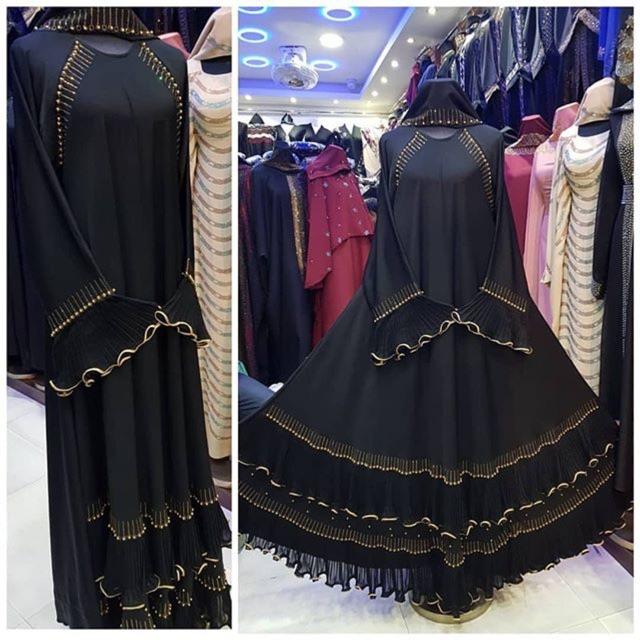 💖 Exclusive Gorgeous Dubai Abaya (S to 3XL) from Lalawish Abaya Dubai 💖