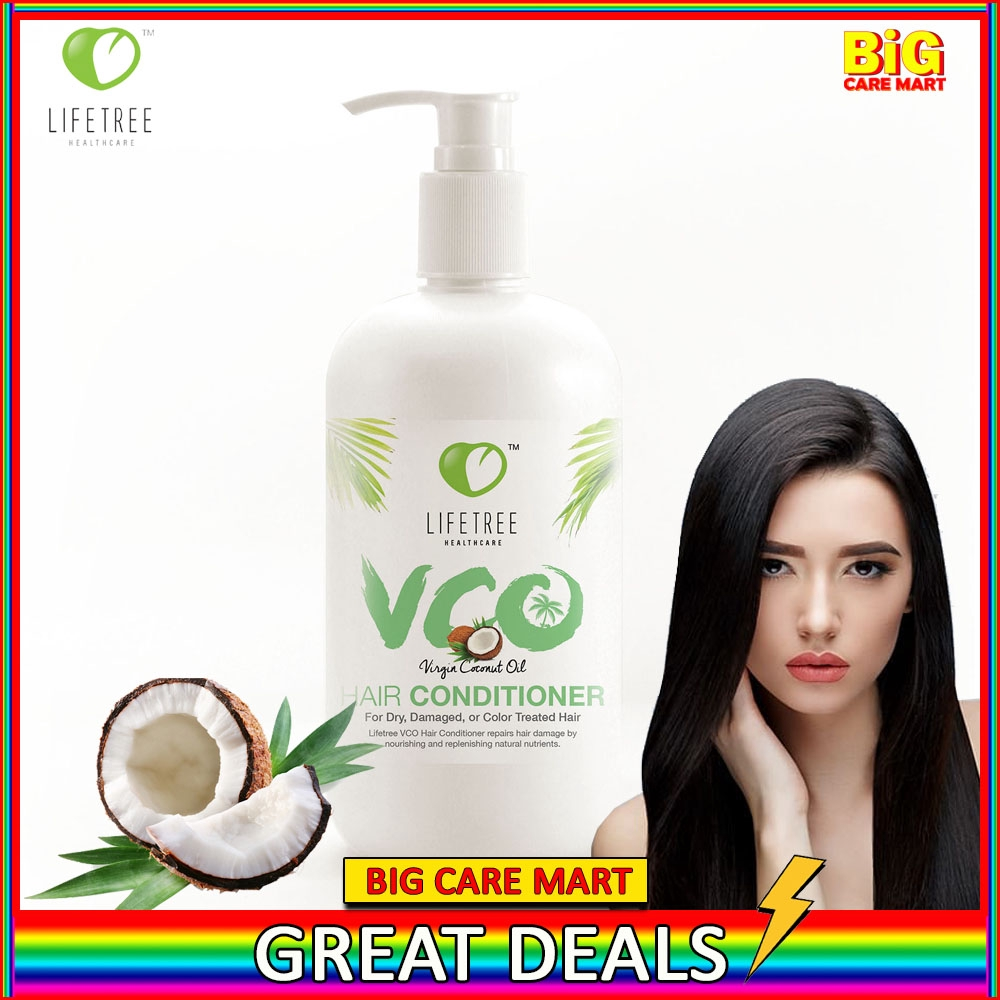 Lifetree VCO Virgin Coconut Oil Conditioner 350ml