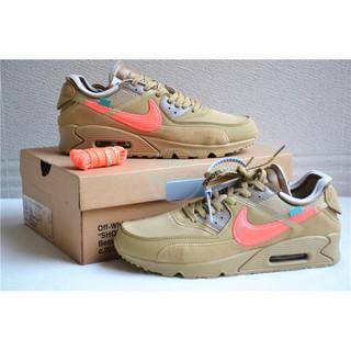 """Off White x Nike Air Max 90 """"Desert Ore"""""""