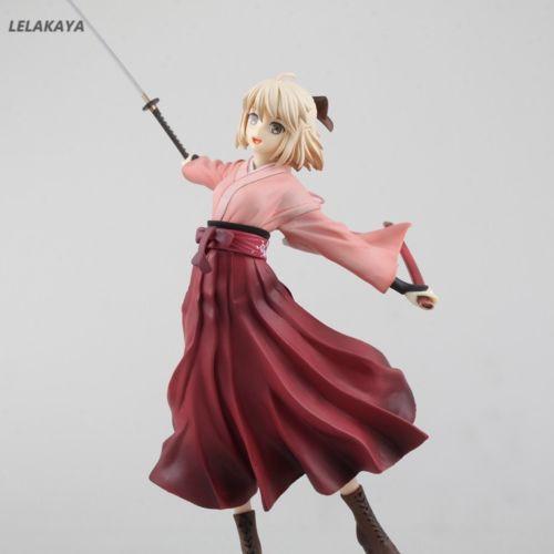 Anime BLEACH Tear Halibel Thiro Sword 11/'/' PVC   Figure Toy Gift New