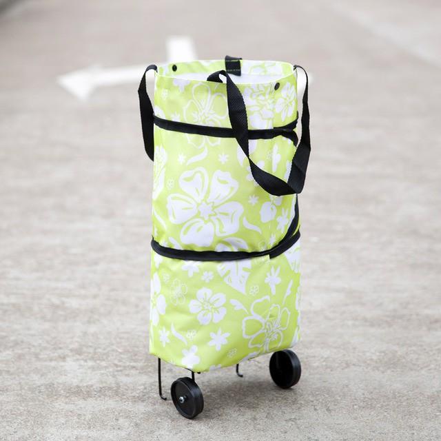 Karne Foldable Large-capacity Multi-function Portable Travel Bag Totes
