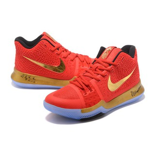 hot sales c9361 972d5 READY STOCK Nike Kyrie Irving 3 Basketball Shoes Men Sports Sneakers KYR3B35